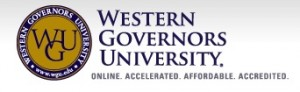 Western Governors University Online Accounting Degree Program